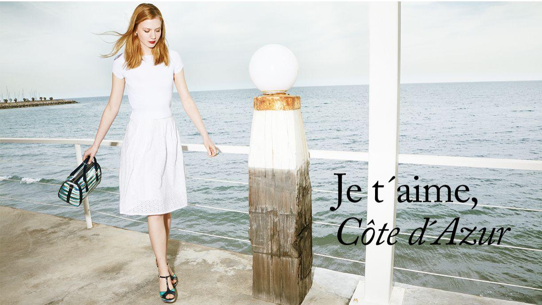 Je t 'aime, Côte d'Azur